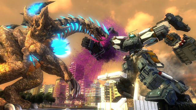 EARTH DEFENSE FORCE 4.1