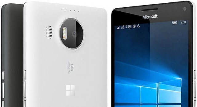 Microsoft Slashed Prices Of Lumia 950 And 950 XL