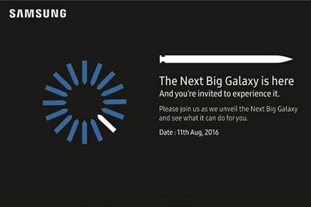 Samsung Galaxy Note 7 To Debut India On August 11