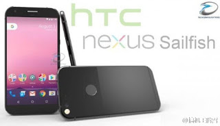 More Render Images Of Nexus Saifish Surfaced - Shows Device In All Angles