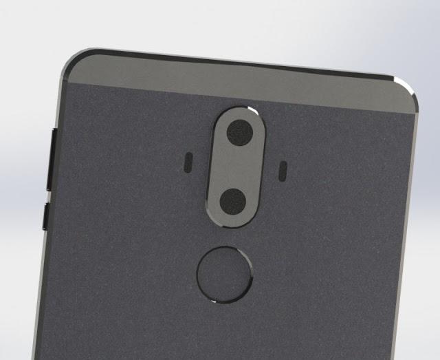 Huawei Mate 9 Leaked Pics