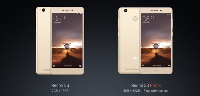 Xiaomi Redmi 3s Prime Sold Out- 90,000 Units Sold In 8 Minutes