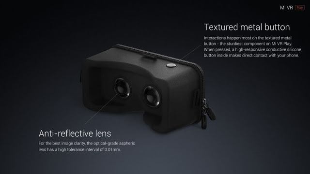 Xiaomi VR Headset Hands-On Images