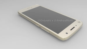 Moto X 2017 Leaked In Render Images