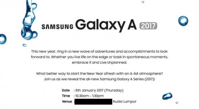Samsung Malaysia Media Invite