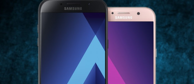 Samsung Galaxy A3, Galaxy A5, And Galaxy A7 (2017) Officially Unveiled