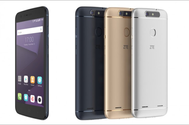ZTE Blade V8 Lite And V8 Mini Announced At MWC 2017