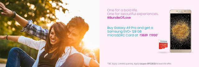 Samsung Valentine Sale