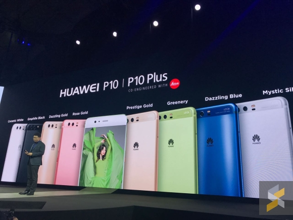 Huawei P10, P10 Lite And P10 Plus Goes Official In Malaysia
