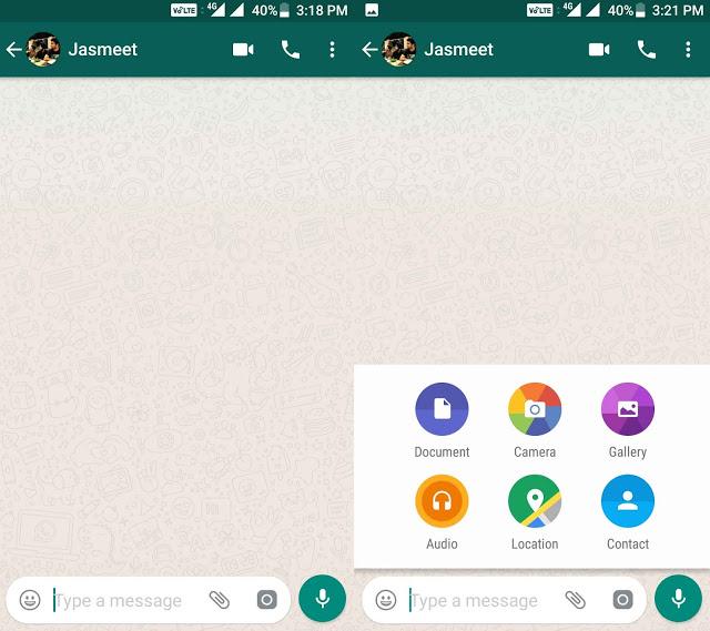 WhatsApp Beta Update