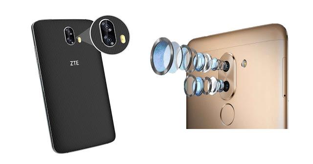 Camera Comparison Huawei Honor 6X VS ZTE Blade V8 Pro