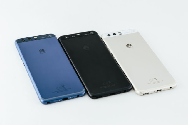 Huawei P10 Plus VS P10