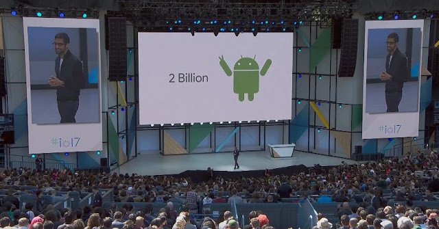 Android Platform Now Boasts Over 2 Billion Devices Around The Globe
