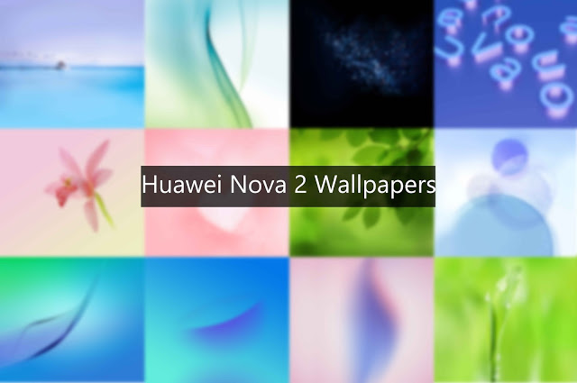 Huawei Nova 2 Wallpaper
