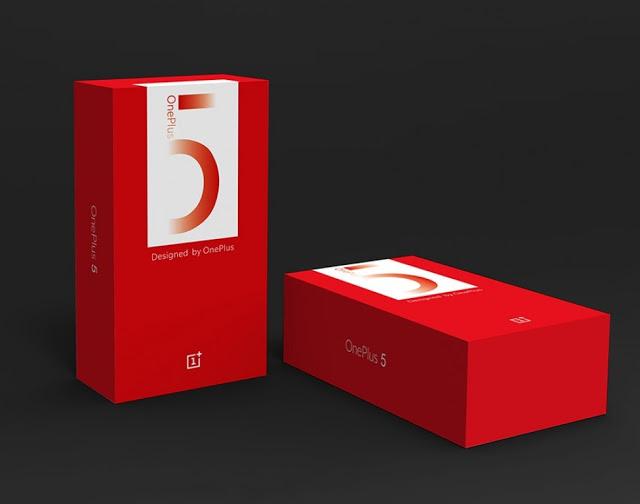 OnePlus 5 Retail Box