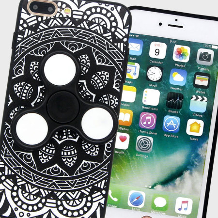 iPhone 7 Plus Fidget Spinner Case