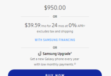 Samsung Galaxy Note 8 Deal