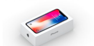 iPhone X Retail Box