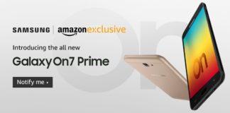 Galaxy On7 Prime Amazon