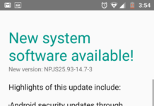Motorola Moto G4 Plus Update