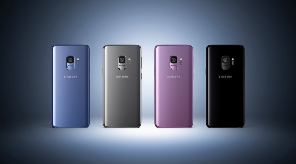 Galaxy S9 Official Image