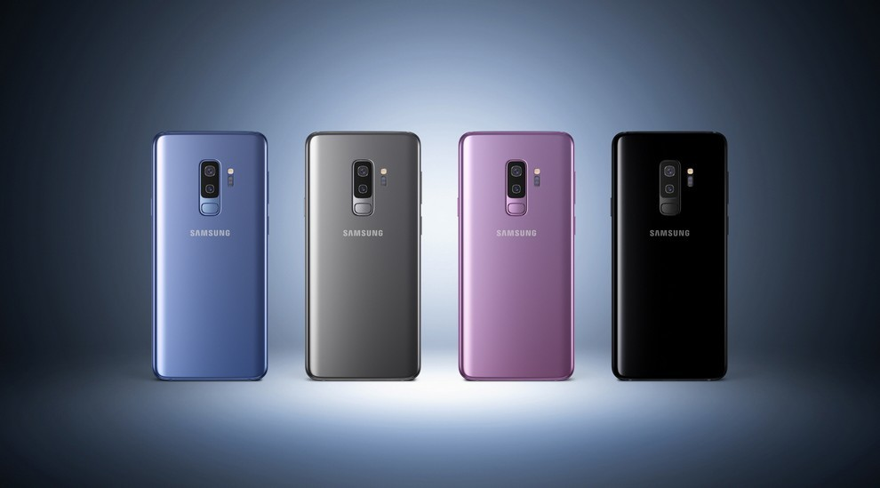 Galaxy S9Plus Official Image