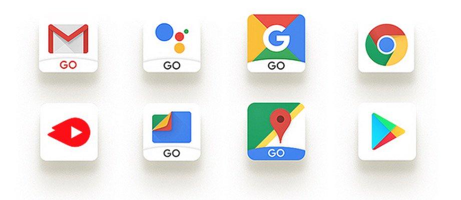 Google Go Apps