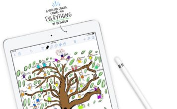 Apple's new 9.7-inch iPad with Apple Pencil support
