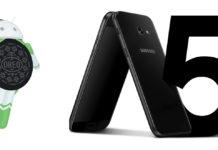 Galaxy A5 207 Oreo Update.
