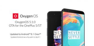 OnePlus55T OxygenOS Update