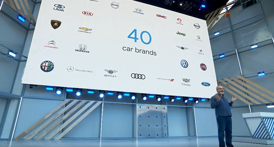 Car Brands Google Assistant