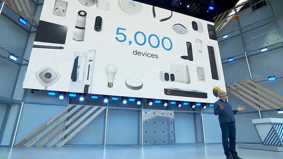 Google Assistant Devices