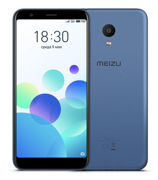 Meizu M8c Blue