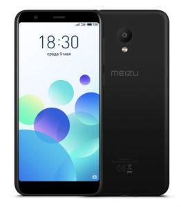Meizu M8c The Black