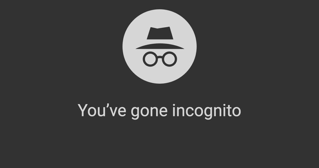 YouTube Incognito