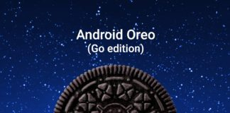 Android Oreo 8.1 Go Edition