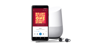 Google Audio Books