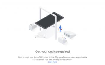 Google Mail In Repair