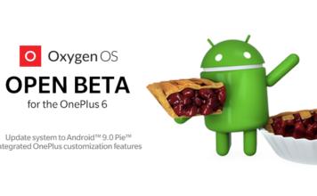 OOS Open Beta 1 OnePlus 6