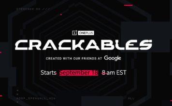 OnePlus Crackables