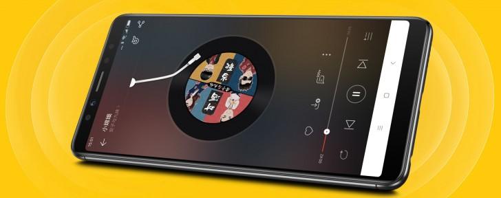 Lenovo K5 Pro in Black