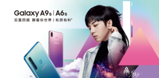 Samsung Galaxy A9s And A6s