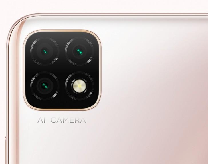 Huawei Enjoy 20 Rear Camera